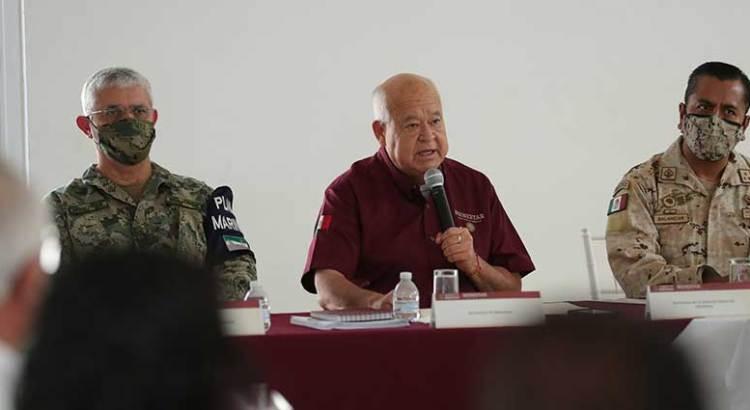 Deja Víctor Castro su cargo como delegado federal