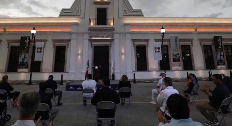 Inauguran el Museo de Arte de BCS