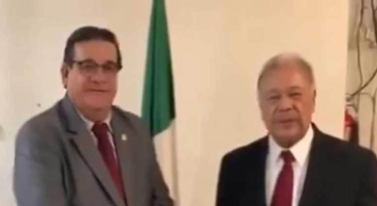 Alfredo Porras, formal precandidato a la gubernatura de BCS