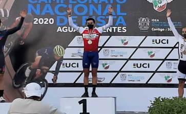35 medallas para BCS en Ciclismo de Pista