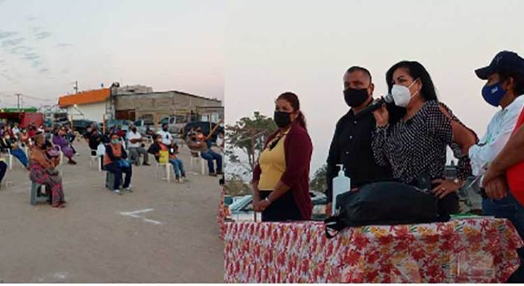 Se organizan legalmente en el Tianguis Las Palmas