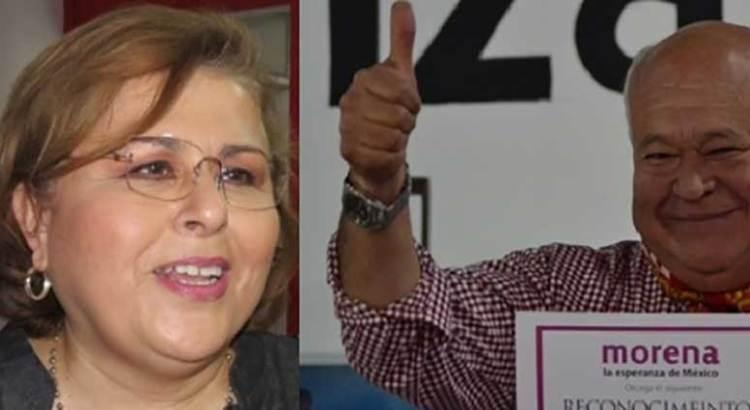 Se suma Esthela Ponce al proyecto de Víctor Castro