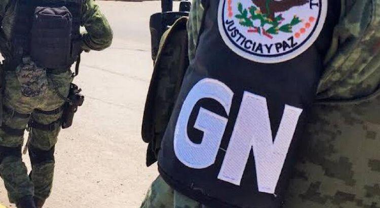 """""""Levantan"""" y ejecutan a elementos de la Guardia Nacional"""
