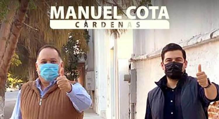 No desaprovechará Manuel Cota la oportunidad para buscar alcaldía de La Paz