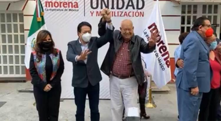 Víctor Castro es el candidato de Morena a la gubernatura