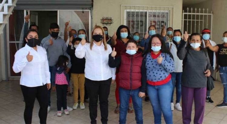Se registra Gabriela Carrillo Adame en RSP