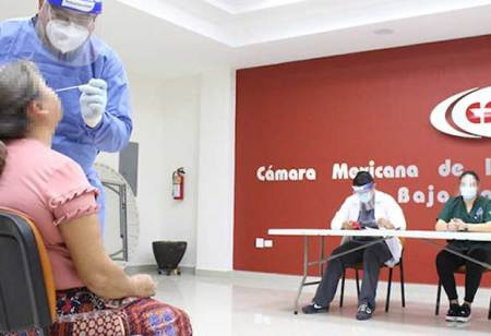 Invita Salud estatal a empresas al programa de monitoreo covid-19
