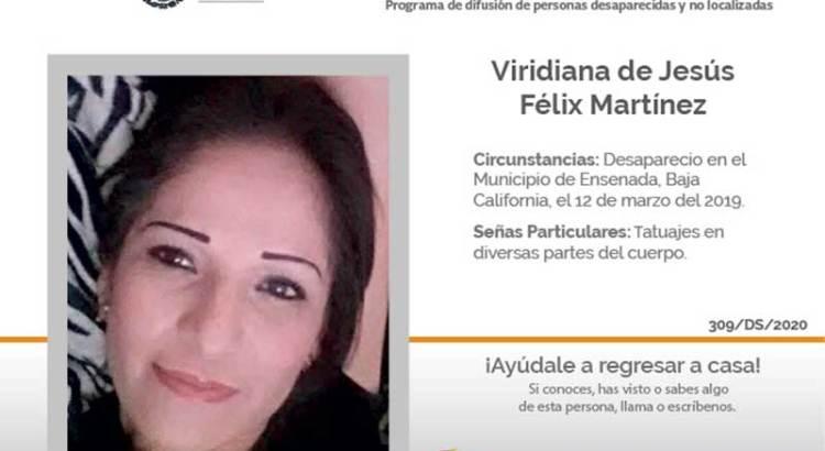 ¿Has visto a Viridiana de Jesús Félix Martínez?