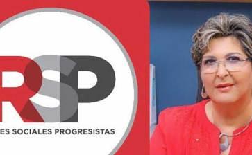 Se afiliará Tabita Rodríguez a Redes Sociales Progresistas