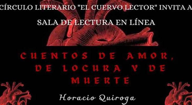 Unete al Círculo Literario «El Cuervo Lector»