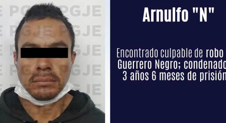 """Tres años y medio de cárcel le dieron al """"Nuco"""""""