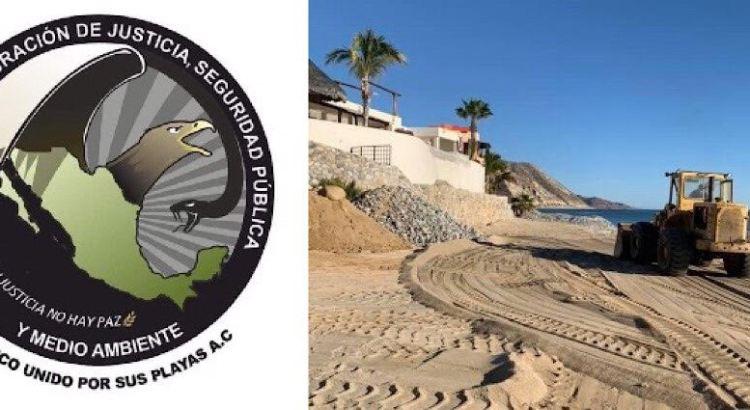 No tomar a la ligera el caso de la playa de Los Barriles