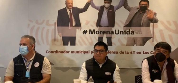 """Para Morena, Ernesto Ibarra """"es caso cerrado"""""""