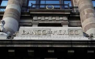 Mejora Banxico pronóstico para economía en 2021