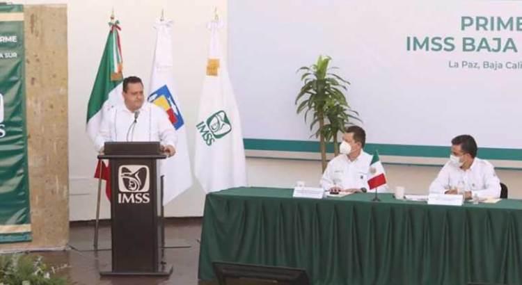 En Baja California Sur los problemas los enfrentamos todos