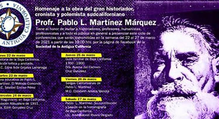 Arrancó ciclo sobre la obra de Pablo L. Martínez