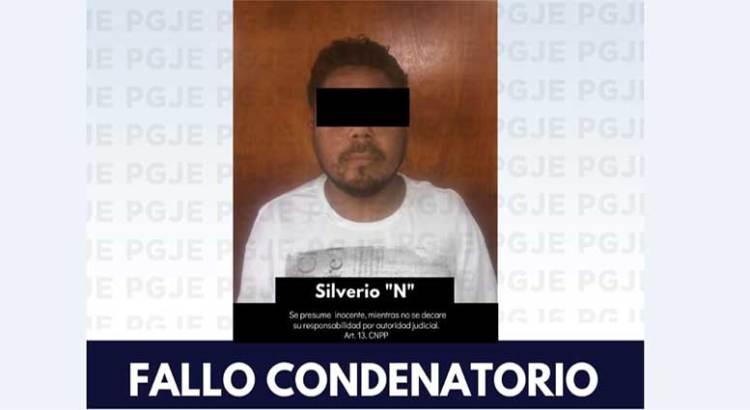 Condenan a prisión a Silverio por el homicidio de una mujer