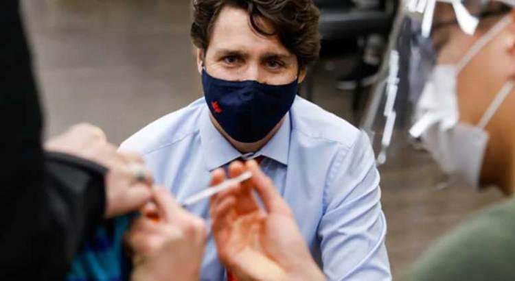 Alerta Trudeau sobre tercera ola de covid