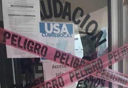 """""""Bloquean"""" trabajadores oficinas del Ayuntamiento comundeño"""