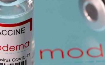 Cae al 90% eficacia de vacuna covid de Moderna