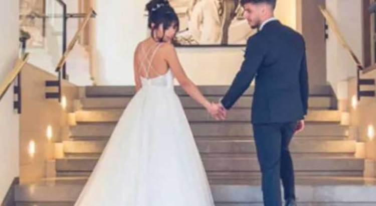 Fingió su propia boda