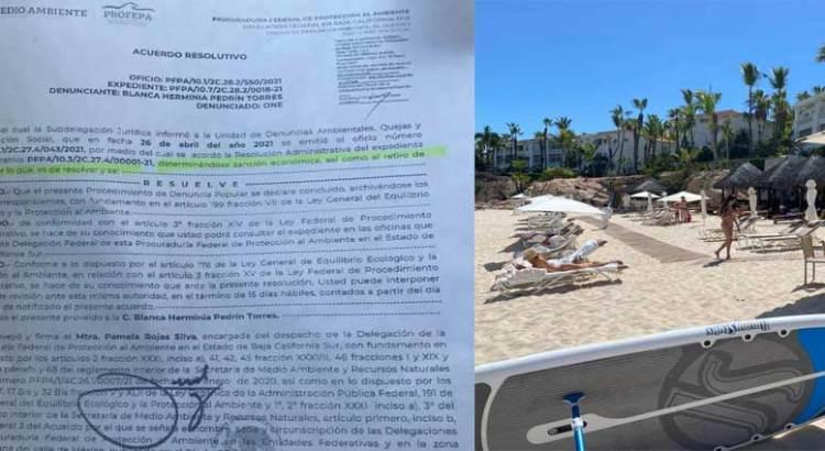 Convocan a denunciar al hotel Palmilla