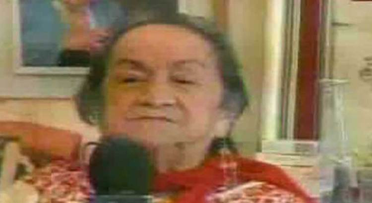 Recordando a Chayito Morales