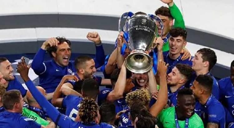 Gana el Chelsea su segunda Champions League