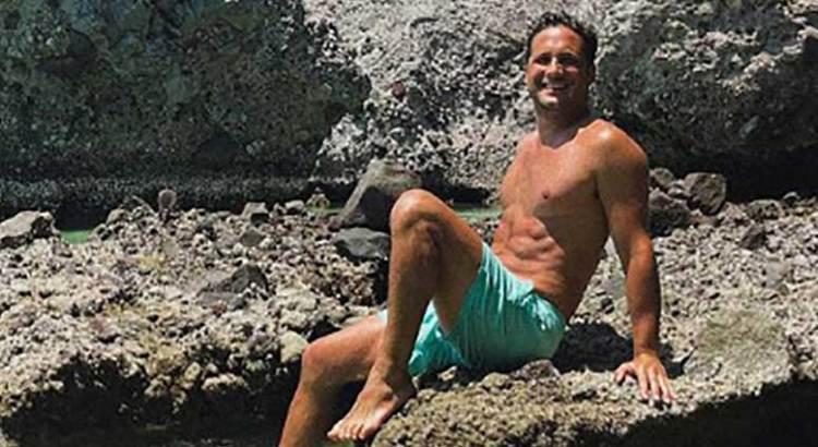 Diego Boneta naufragó en La Paz
