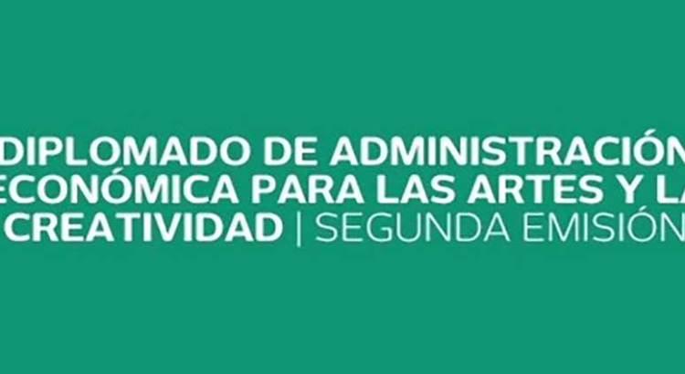 Convocan a Diplomado de Administración para las Artes