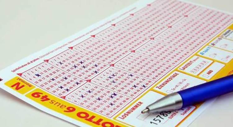 Ganó millonario premio de la lotería