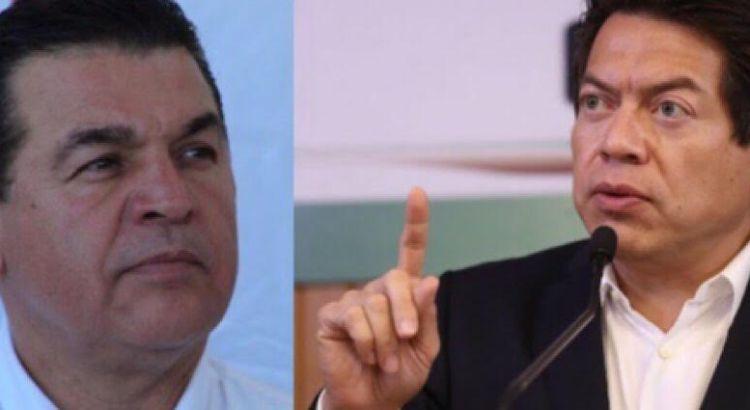 En Morena todavía confían en Rubén Muñoz