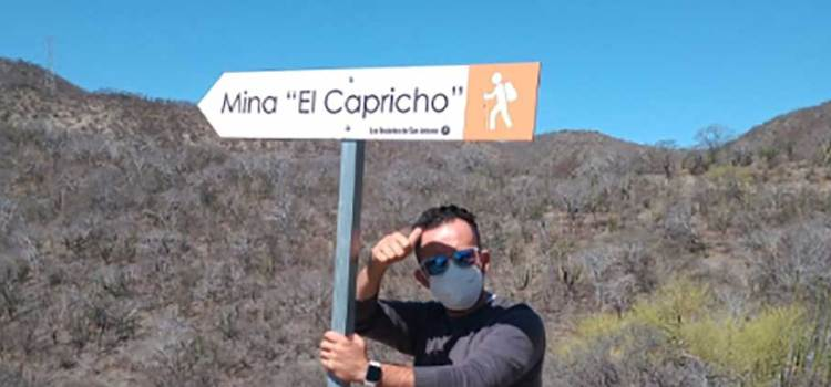 """Instalan señalética en la """"Ruta de la Plata"""""""