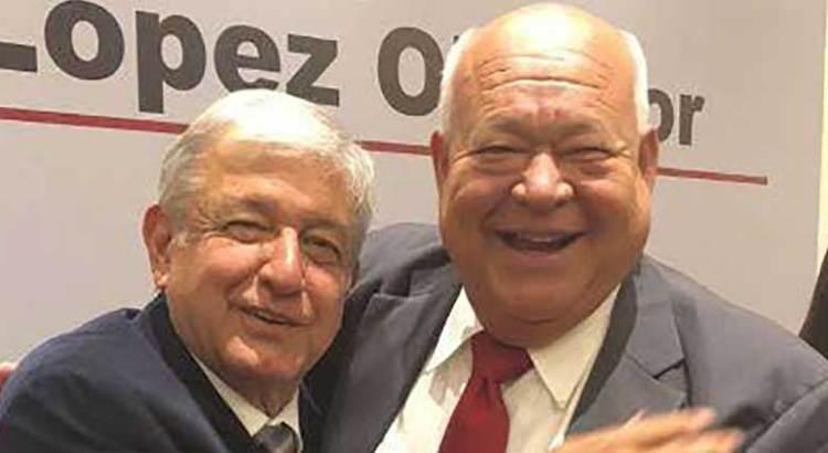 Es demócrata, no incondicional de López Obrador