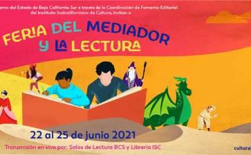 Arranca la Feria Virtual del Mediador y la Lectura