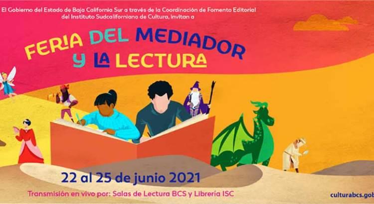 No te pierdas la Feria del Mediador y la Lectura