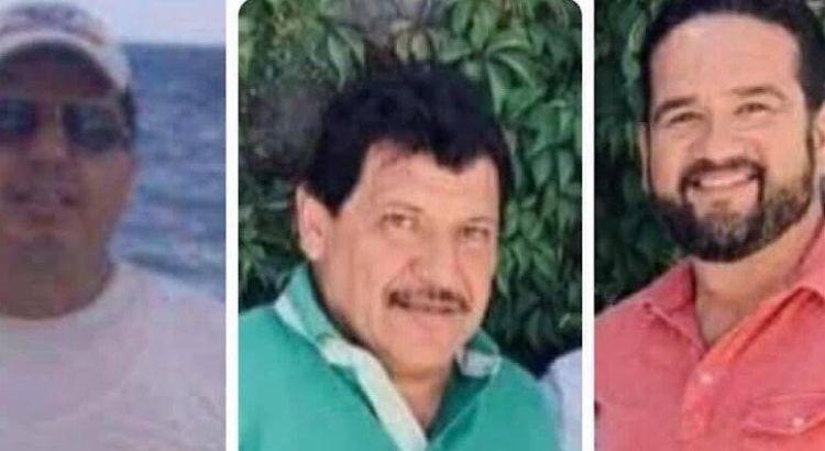 Fallecen 3 ex funcionarios en accidente carretero