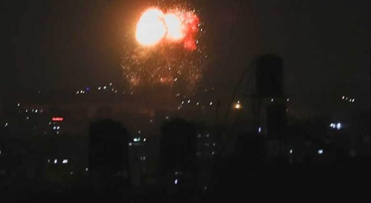Lanza Israel nuevo ataque contra la Franja de Gaza