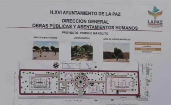 Arrancan las obras del Parque El Manglito