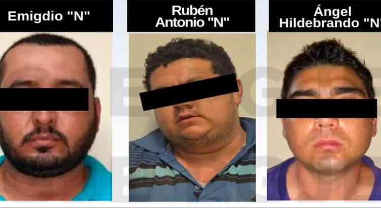 Dan 50 años de cárcel a tres secuestradores