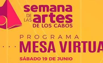 Invitan a las mesas virtuales de la Semana de las Artes