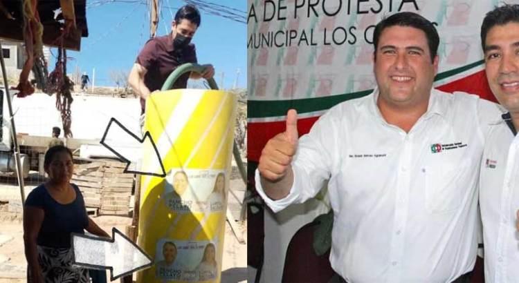 """Comienzan a """"mover"""" a Iván Esquer como candidato a delegado de CSL"""