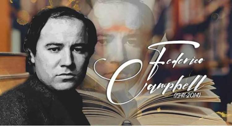 Recuerdan al escritor Federico Campbell