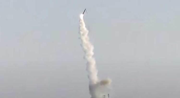 Prueba Rusia con éxito su misil hipersónico
