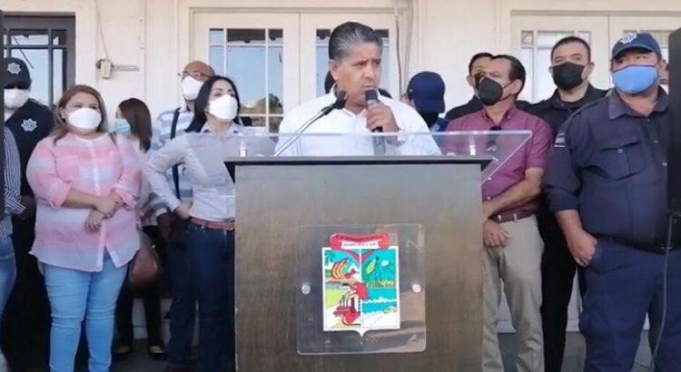 """""""Paciencia y empatía"""" pide el alcalde Prado a muleginos"""
