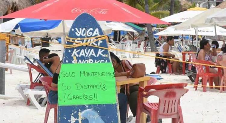 Registra Quintana Roo récord de contagios por covid-19