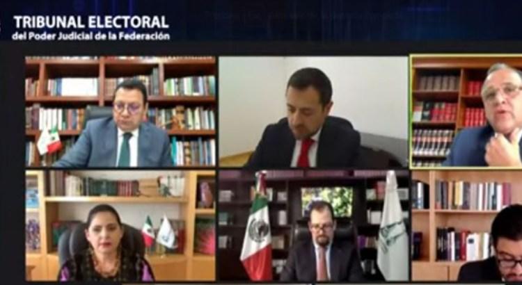 Ordena TEPJF recuento total de votos en Campeche