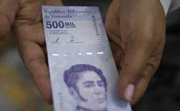 Le quitó Venezuela seis ceros a su moneda
