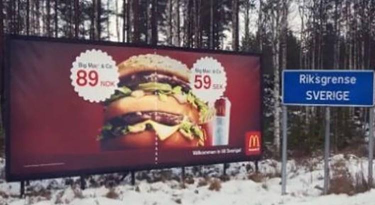 """Demandó a McDonald's por hacerla """"romper su ayuno"""""""
