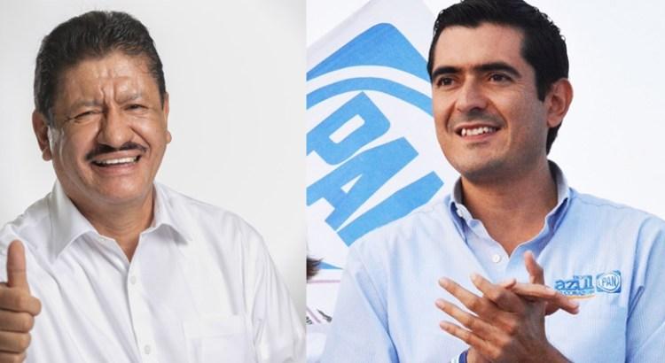 Devuelven diputaciones a Rigo Mares y Martínez Vega